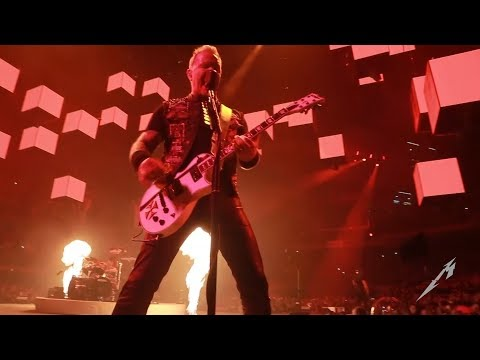 Metallica: Creeping Death (Madrid, Spain - February 5, 2018)