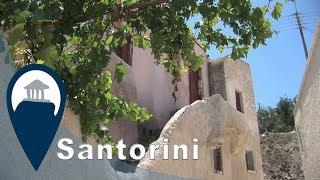 Santorini | Finikia town