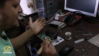 Ремонт ЭБУ автомобиля. Как заменить транзистор в блоке управления?