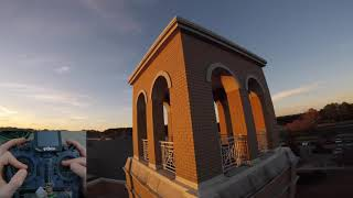 🥨 Sunset Church Punt | FPV