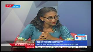Business Today: An indepth look at the economy with Paul Wafula