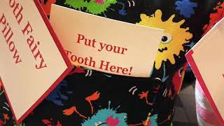 Craft Fair Series 2019-Tooth Fairy Pillows-Idea #79