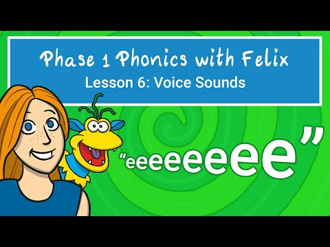 Phase 1 Phonics with Maddison and Felix - Rhythm and Rhyme