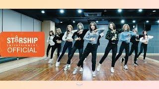 Gambar cover [Dance Practice] 우주소녀 (WJSN) - La La Love Moving Cam Ver.