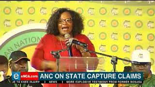 The ANC Says It Won't Act Against Environmental Affairs Minister Nomvula Mokonyane