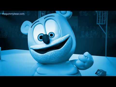 BLUE & BACKWARDS & LOW VOICE Gummibär REQUEST VIDOE Spanish HD Gummy Bear Song