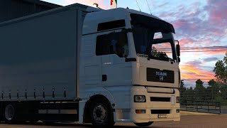 ETS2 1 35 - NaturaLux (Enhanced Graphics and Weather