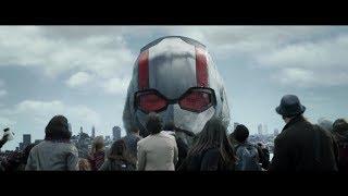 Ant-Man et la Guêpe - Première bande-annonce (VOST)