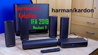 Harman/Kardon Surround 5.1 | Deutsch