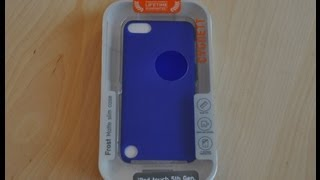 Cygnett Frost Case For The IPod Touch 5th Generation
