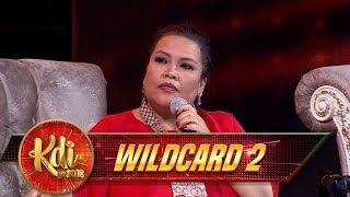 Master Bertha SAID 'Menyanyilah Seperti Tertawa Amel' - Gerbang Wildcard 2 (4/8)