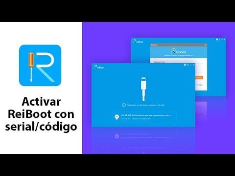 descargar gratis ReiBoot y activarlo con código