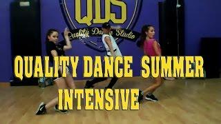 ZACK VENEGAS - CLAUDIA MARTIN - LARA  || QUALITY DANCE SUMMER