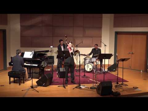"My original composition, ""Funky Flame,"" from my Master Recital. March 30th, 2017."
