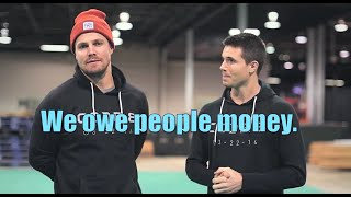 Stephen & Robbie | HI MR. AMELL (Humor) (Part 2)
