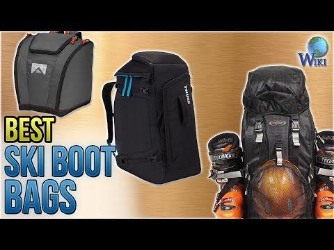 10 Best Ski Boot Bags 2018