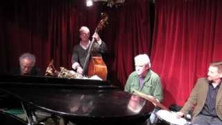 Blue Monk by the David Amram Quartet, Live at Cornelia St. Cafe, 5-6-13