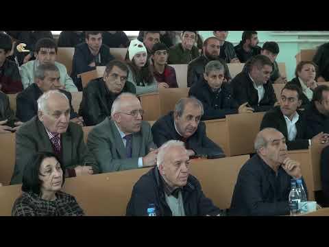 Հանդիպում Հայաստանի ազգային պոլիտեխնիկական ինտիտուտի ուսանողների և պրոֆեսորադասախոսական կազմի հետ