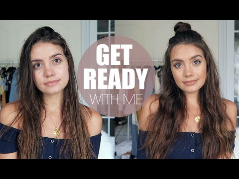 GET READY WITH ME: Casual Summer Day!