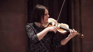 "Rebecca Harris debut solo album: ""a string mysterious"""