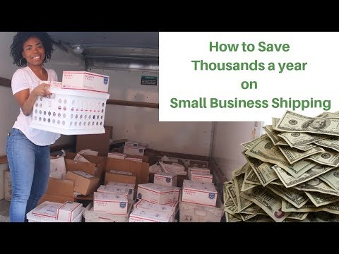 , title : 'How to Save your Small Business THOUSANDS a Year on shipping 💰💸💰