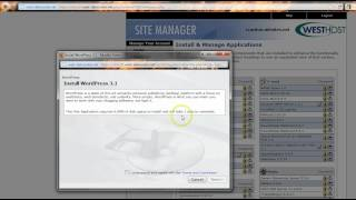 Installing Site Applications in Site Manager