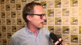 After the Panel: Paul Bettany On Vision from Marvel's The Avengers: Age of Ultron at Comic-Con 2014