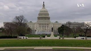 美國參議院通過兩萬億美元經濟救助計劃法案