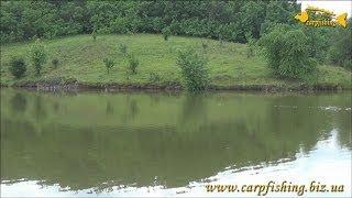Рыбалка в малых проходах харьковская область