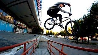 BMX IN RUSSIA - Дима Бутков