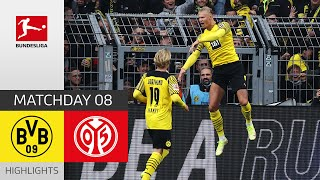 Borussia Dortmund 3-1 1. FSV Mainz 05 Pekan 8