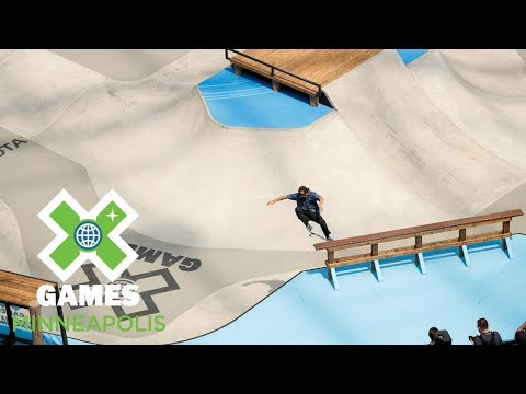 Alex Sorgente wins Men's Skateboard Park gold | X Games Minneapolis 2018