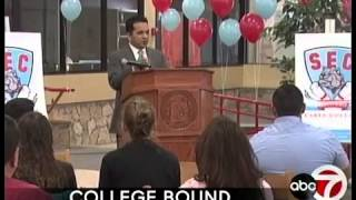 Socorro ISD to get early college campus