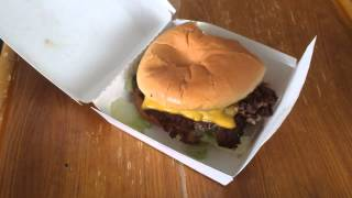 Freddy's Steakburgers California Style Burger Review