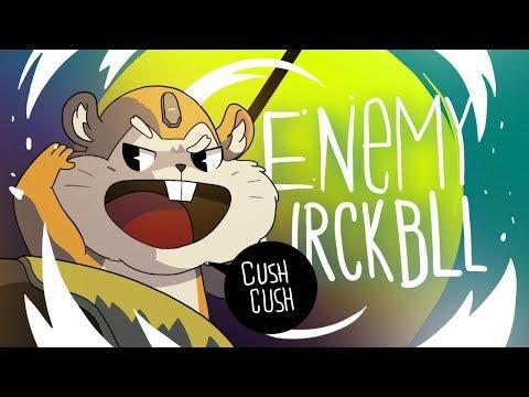 這次動畫主角是~倉鼠