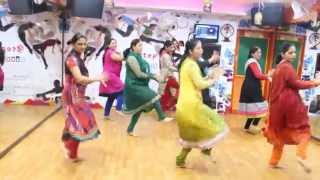 Aaja Nachle | Sunidhi Chauhan | Classical Dance By Step2sStep Dance Studio