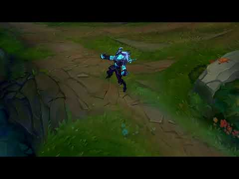Death Sworn Zed Skin Spotlight