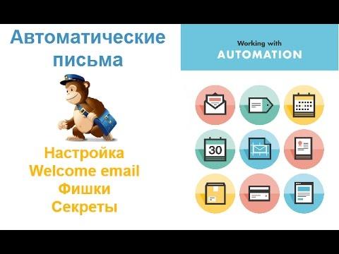 Видеообзор MailChimp