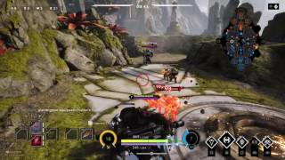 Paragon ruby scarab grux gameplay