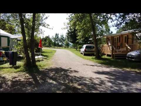 Visite du camping