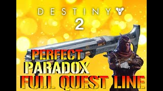 Destiny 2: Season Of Dawn | Perfect Paradox Full Quest Guide | How To Get The NEW! Perfect Paradox