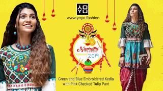 Latest Designer Chaniya Choli for Navartri 2019 by YOYO Fashion