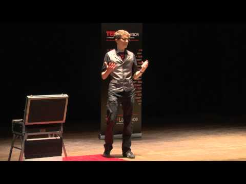 TEDxLawrence: A Yo-yo With a Broken String: How Failure Leads to Success (2015)