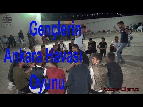 Adakasım gençlerin mükemmel Ankara havası oyunu