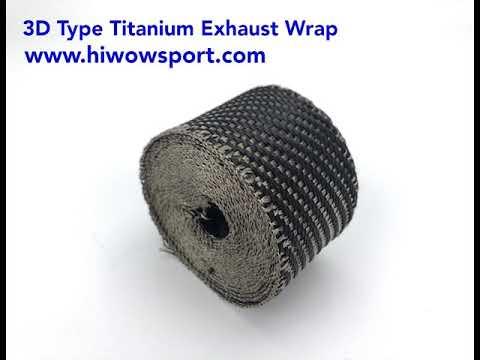 new product for 3D turbo wrap