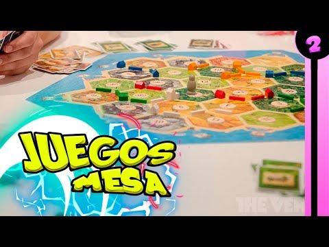 MEJORES JUEGOS de MESA y tablero !! Los más vendidos 💥 TOP5