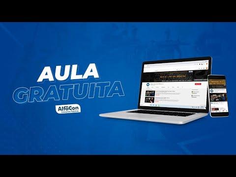 Informática Básica para Concursos Aula #01 Prof Ranielison Passos  - Mude Sua Vida - Alfacon