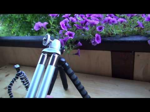 Stative für jeden Fall (Digitalkameras und Camcoders usw.)