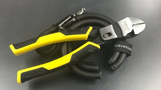 [758] WARNING: Wire Cutters Defeat Bicycle Cable Locks Quickly