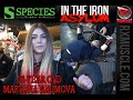 15-Year Old Maryana Naumova Trains Chest In The Iron Asylum